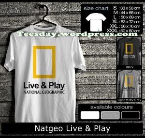 Natgeo Live & Play