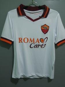 Jersey bola terbaru as roma away, jersey bola terbaru ajax amsterdam, jersey bola model terbaru roma away