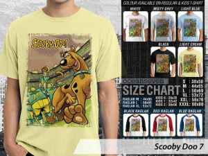 Kaos Scooby Doo Couple Family, Kaos Anak Model Scooby Doo, Kaos Scooby Doo Mistery Series, Kaos Scooby Doo Terbaru