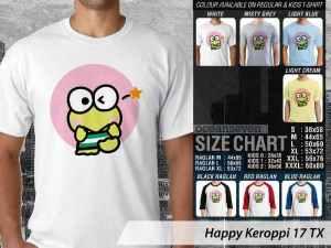 Kaos Keroppi Green Frog, Kaos Karakter Keroppi, Kaos Logo Keroppi, Kaos Lucu Keroppi, Kaos anak-anak Keroppi, Kaos Keroppi Cute